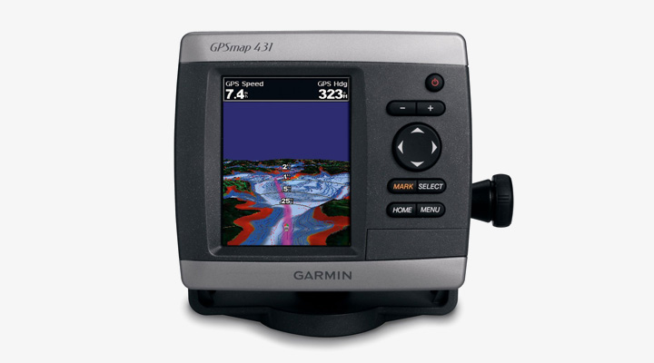 Garmin GPSMAP 431S GPS Dual Beam Combo Fishfinder Review