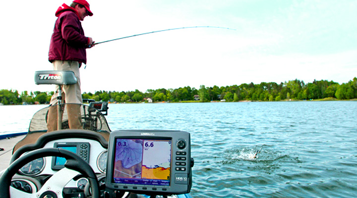 How Does Sonar Work In A Fish Finder