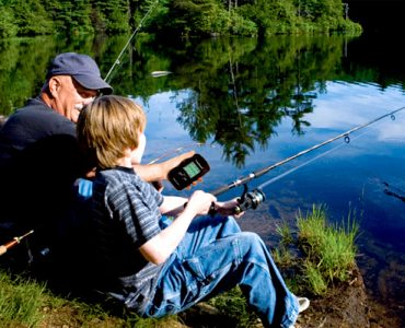Shopping For GPS Fish Finders