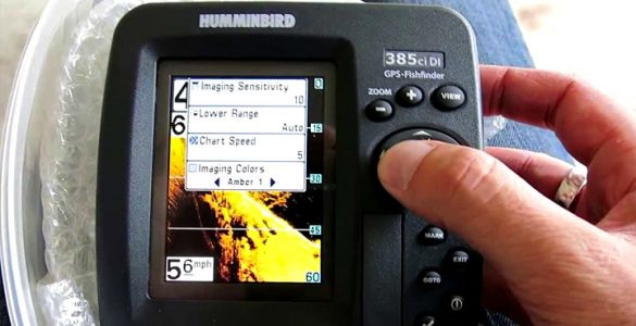 Using Your Humminbird Fish Finder