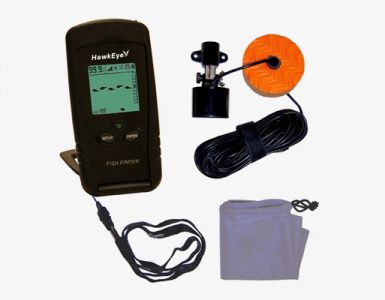 HawkEye F33P Portable FishFinder Review