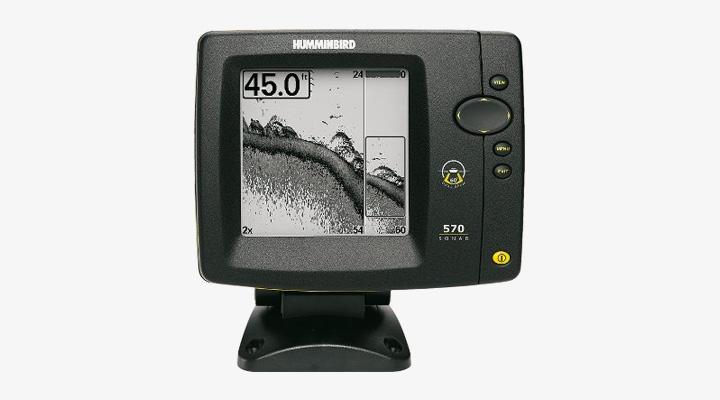 Humminbird 570 FishFinder Review