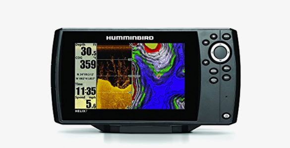 Humminbird Helix 7 DI GPS FishFinder Review