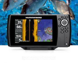 Humminbird Helix 7 SI GPS FishFinder