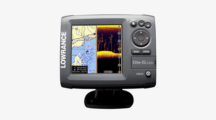Lowrance Elite-5 DSI FishFinder Chartplotter Review