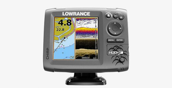 Lowrance Hook 5 Chirp FishFinder Review