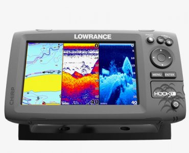 Lowrance Hook-7 Fishfinder Review