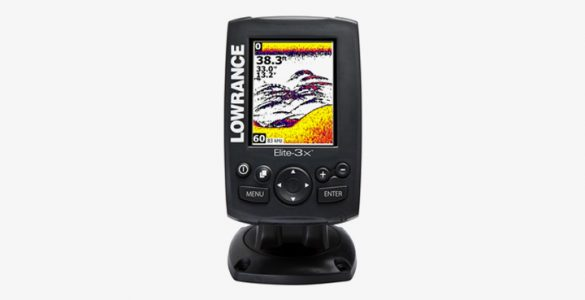 Lowrance elit 3x fishfinder review
