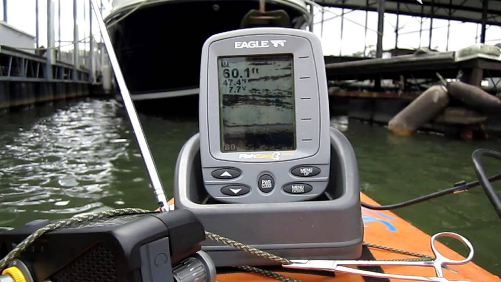 eagle fish finder