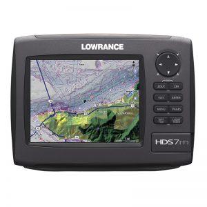 Lowrance HDS-7M depth finder
