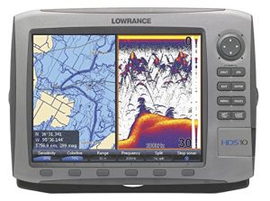 Lowrance HDS-10 Fish finder / GPS Chartplotter