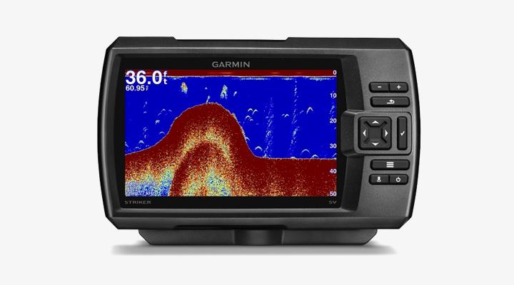 Garmin Striker 7SV fishfinder review