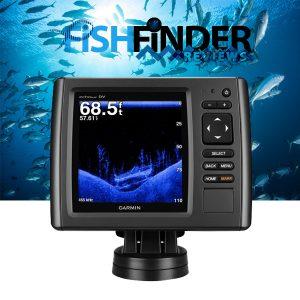 Garmin echoMAP 54dv fish finder reviews