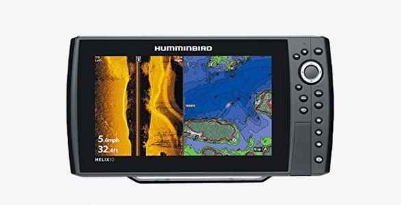 Humminbird Helix 10 SI GPS Fish Finder Review