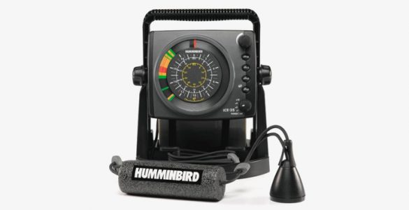 humminbird ice-35 portable flasher review