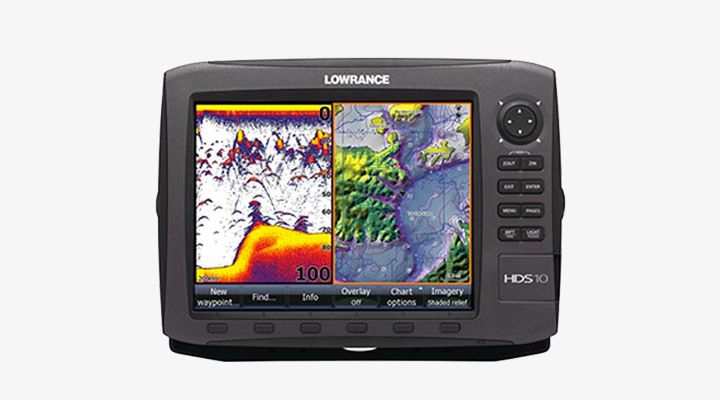 Lowrance HDS 10 Gen 2