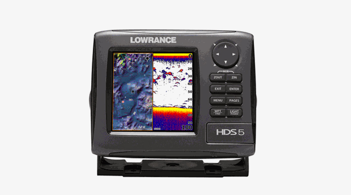 Lowrance HDS 5 Review » Lowrance » Fish Finder Reviews