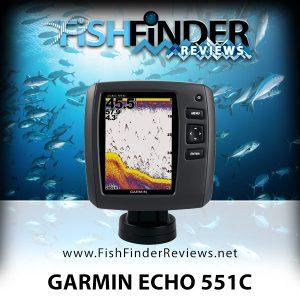 Garmin Echo 551c
