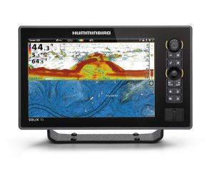 Humminbird Solix-10 Chirp GPS