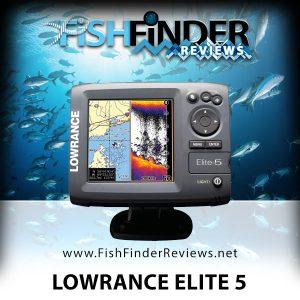 Lowrance Elite 5 Review