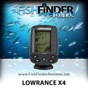 Lowrance x4