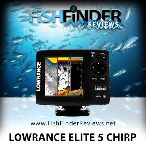 Lowrance Elite 5 Chirp