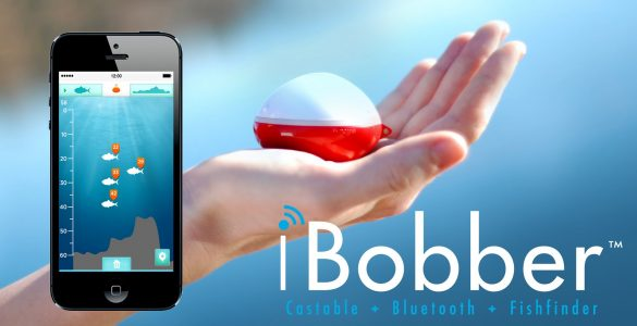 ibobber bluetooth fish finder