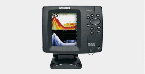 Humminbird 587CI HD DI Combo Fishfinder