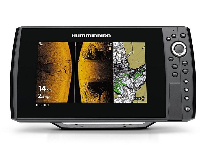 Humminbird Helix 9 DI GPS
