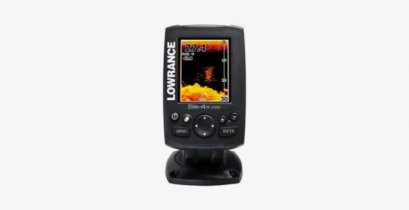Lowrance Elite 4x DSI