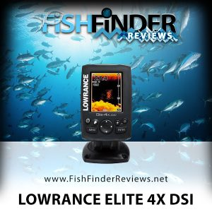 Lowrance Elite 4x DSI review