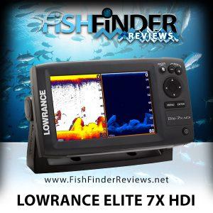 Lowrance Elite 7x HDI