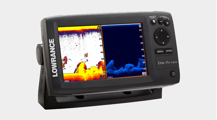 Lowrance Elite 7x HDI » Lowrance » Fish Finder Reviews