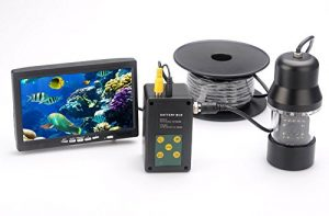 Professional Fish Finder Underwater Fishing Video Camera 7″ Color LCD HD Monitor 600TVL