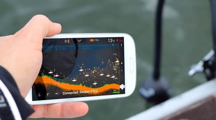 best Handheld Fish Finder