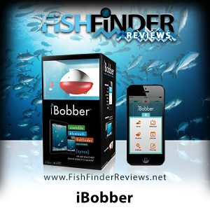 ibobber portable fish finder