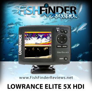 lowrance elite 5x hdi