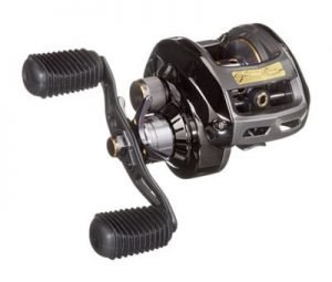 Bass Pro Shops® Johnny Morris® Carbon Black Bass Caster Low-Profile Baitcast Reels