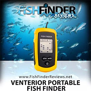 Venterior Portable Fish Locator