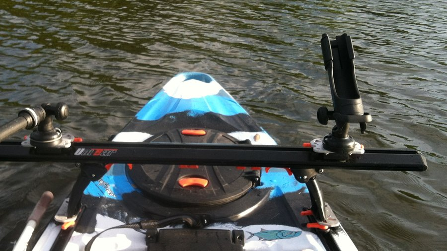 kayak rod holders