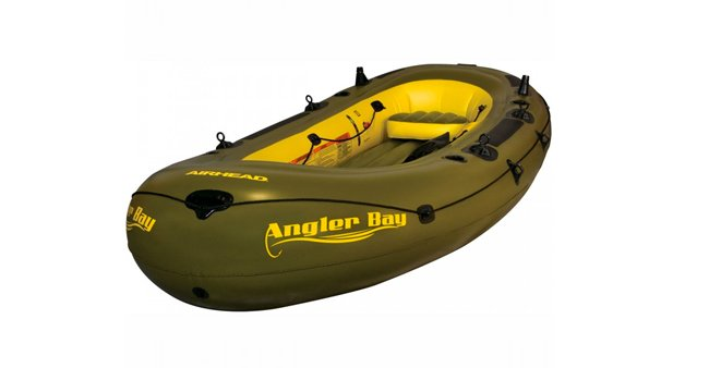 Best Inflatable Fishing Kayak and Boat (Reviews & Buyers