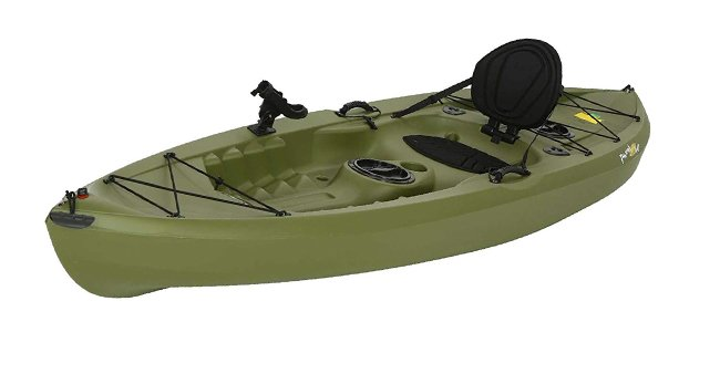Lifetime Tamarack Angler Sit-On-Top Kayak