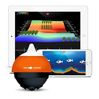 Fish Hunter 3D Castable Portable Fish Finder