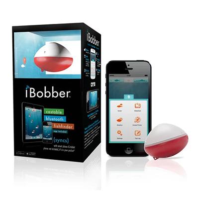 iBobber Castable Bluetooth Smart Portable Fish Finder
